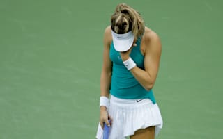 Bouchard crashes out as rain wreaks havoc in Cincinnati