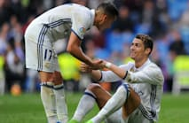 Zidane reveals Ronaldo's favourite position