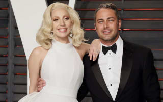 Lady Gaga sparks reunion rumours after she posts a photo of ex-fiance Taylor Kinney with her mother