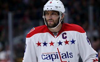 Injured Ovechkin to miss NHL All-Star Game