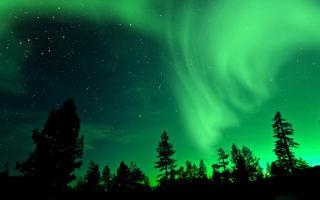 Northern Lights dazzle Finland stargazers