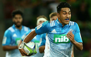 Ioane stars as Blues thump Rebels in Super Rugby opener