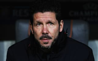 Simeone: I will not leave Atletico