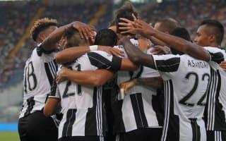 Lazio 0 Juventus 1: Khedira nets again as Allegri's men prevail