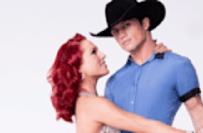 'DWTS': Sharna Burgess and Bonner Bolton Sizzle During Steamy Rumba