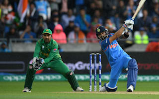 India trounce Pakistan amid Edgbaston showers