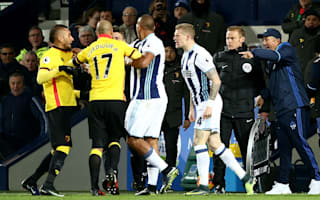 Watford and West Brom hit with FA charge