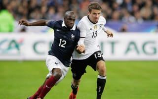 France midfielder Diarra confirms cousin as victim of Paris attacks