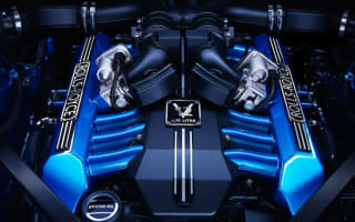 Rolls-Royce to keep German engines