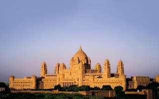 World's most luxurious palace hotels