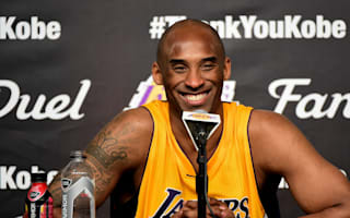 'Thank you' - NBA pens farewell letter to Kobe Bryant