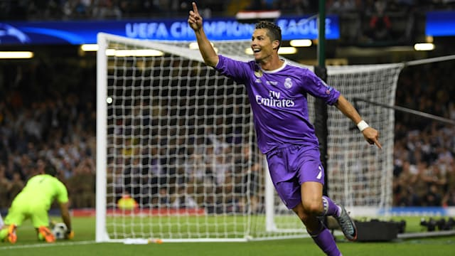 Two-goal Ronaldo keeps Madrid kings of Europe