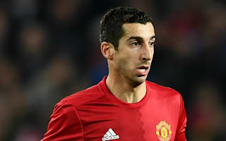 Mkhitaryan blames pitch for 'not very interesting' Manchester United draw