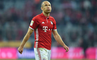 Robben: Guardiola a man possessed, Ancelotti more relaxed