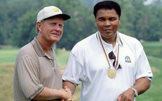 Nicklaus: Ali was the champ, he always will be