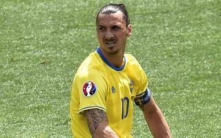 Larsson backs captain Ibrahimovic to step up for Sweden