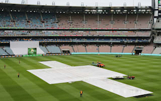 Opening day of Boxing Day Test abandoned due to rain