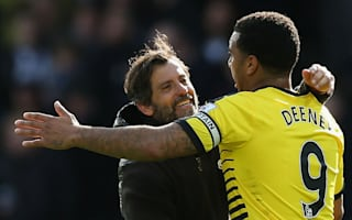 Flores backs Deeney for future England call