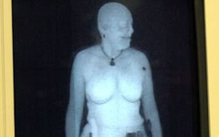 Europe bans 'naked' body scanners at airports