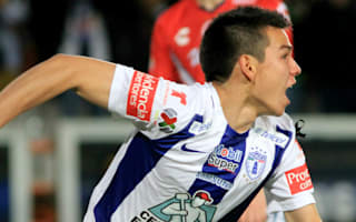 Mexico v Canada: Osorio hails Lozano potential