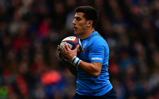 Allan injury forces Italy changes