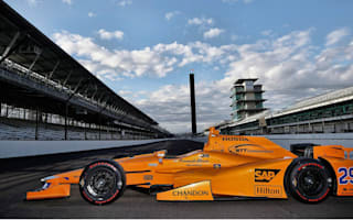 Alonso's orange McLaren-Honda-Andretti set for Indy 500