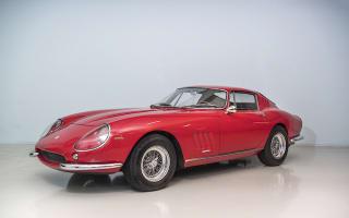 The original Ferrari 275 GTB/4 prototype could fetch £2.5m at auction