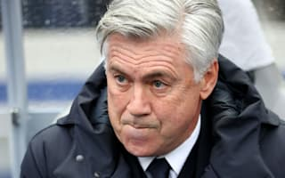 Middle finger gesture was because I was spat at - Ancelotti