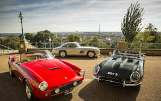 Iconic cars to go under the hammer at Classic &amp&#x3B; Sports car show