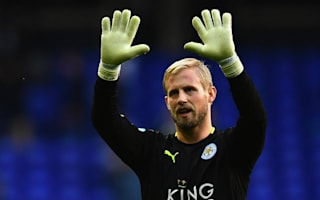 Schmeichel has a gentle handshake, not like Wasilewski! - Ranieri