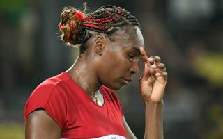 Rio 2016: Venus upset by Flipkens in first-round match