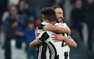 Juventus 3 Napoli 1: Higuain on target in Coppa comeback win over former club