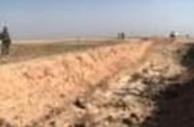 Islamic State Buried Thousands in 72 Mass Graves