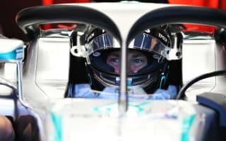 Rosberg: Halo did not disturb me