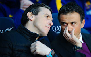 Barcelona delighted with surprise head-coach frontrunner Unzue