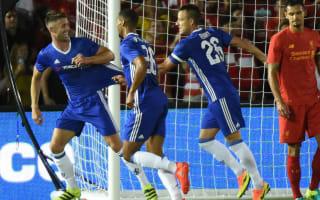 Chelsea 1 Liverpool 0: Cahill's header seals win