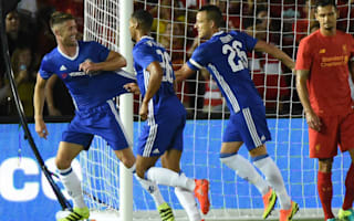 Chelsea 1 Liverpool 0: Cahill's header seals win