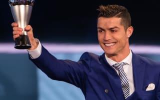 Ronaldo always 'confident' of claiming award