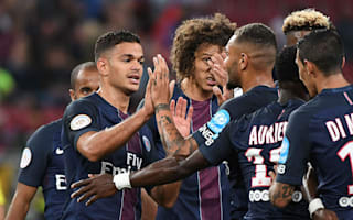 Paris Saint-Germain 4 Lyon 1: First trophy for Emery as champions run riot