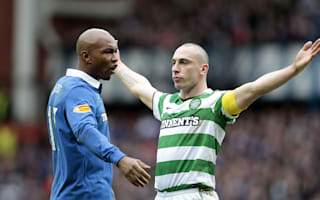 Brown: Rangers not a title threat to Celtic