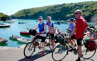 Do the Olympics your way! Active holidays in the UK