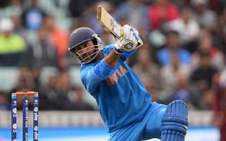 India recall Karthik to replace injured Pandey