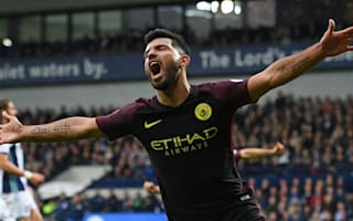 Sergio Aguero finally rediscovers his form after ending his six-game goal drought