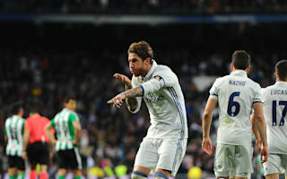 Ramos calls for Madrid focus after latest escape act
