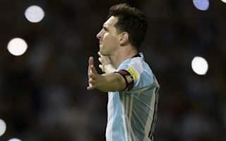 Messi disappointed to miss Olympics in Rio