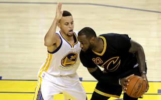 LeBron James says he has no rivalry with Curry