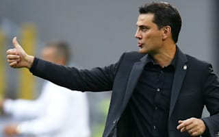 Montella hails Milan character after Sassuolo win