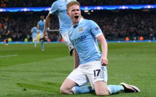 Pellegrini praises match-winner De Bruyne
