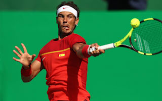 Rio 2016: Wrist 'not perfect' - Nadal