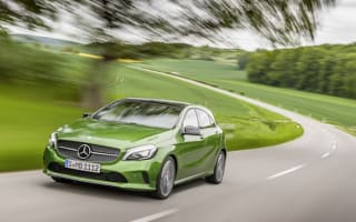 Mercedes A-Class updated for 2015